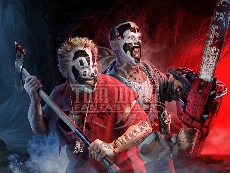 Echoside the Clowns