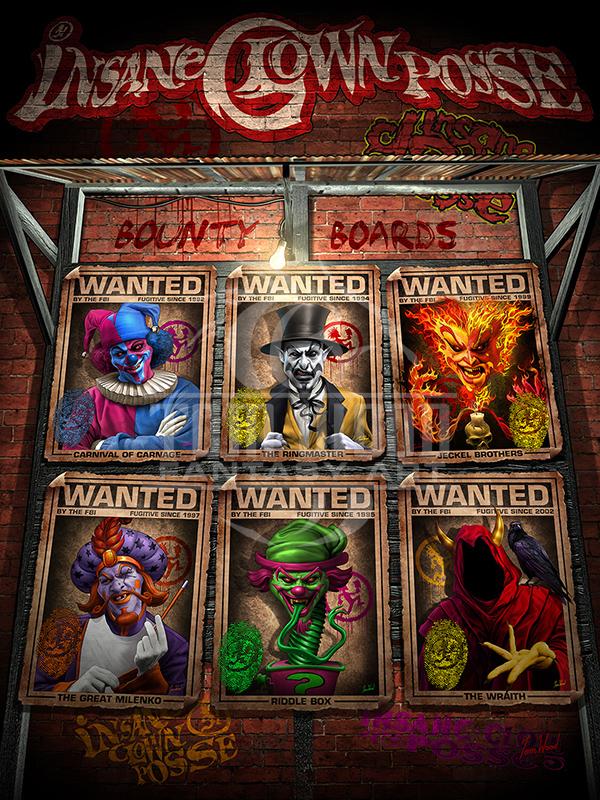 Bounty Boards