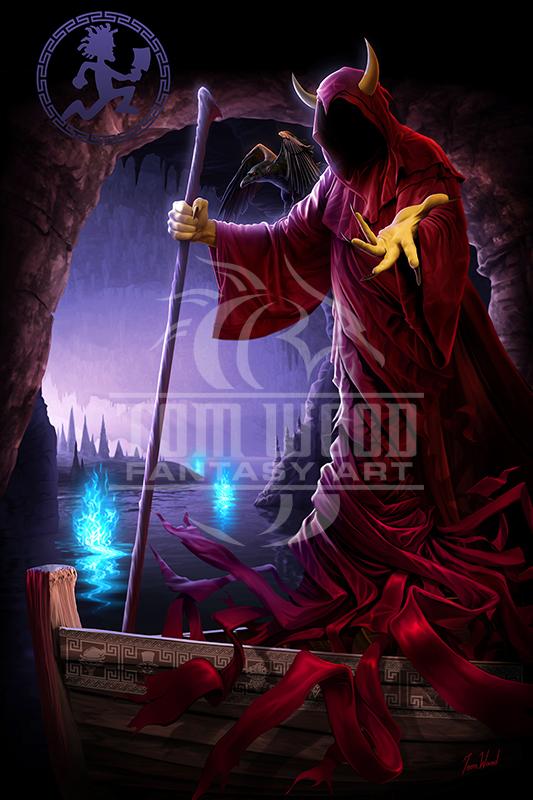 Wraith Ferryman