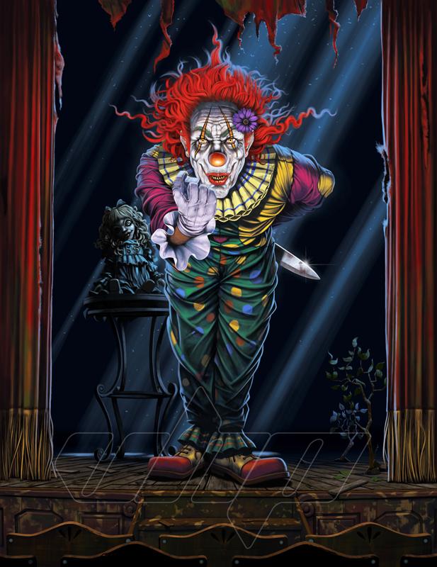 Surprise Clown