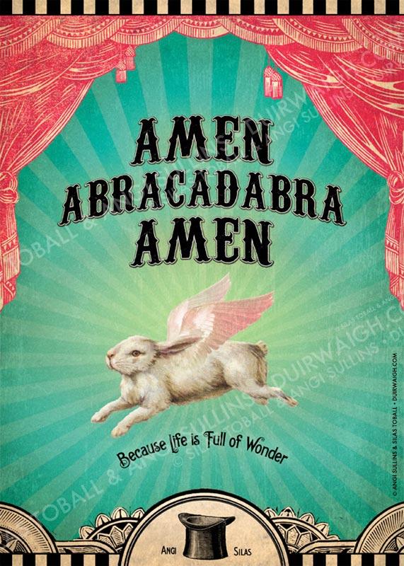 Amen Abracadabra
