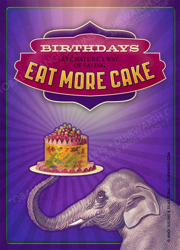 Birthdays are