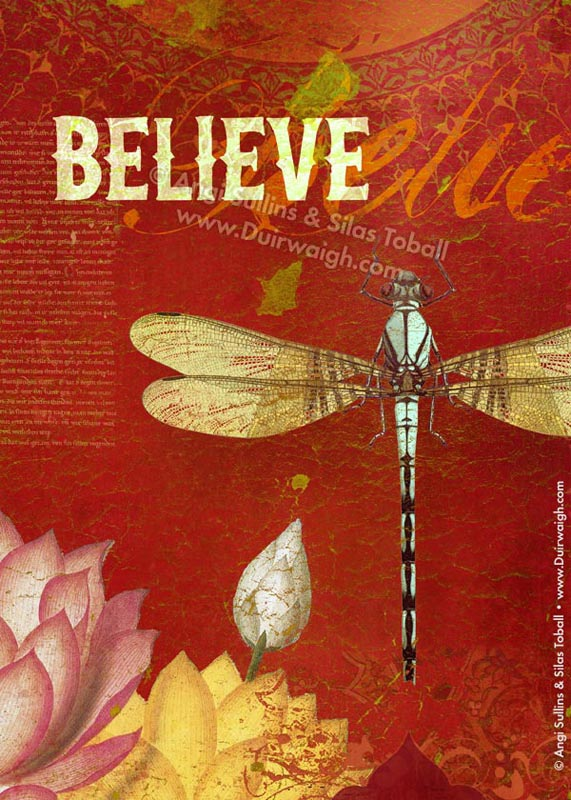 Believe Dragonfly