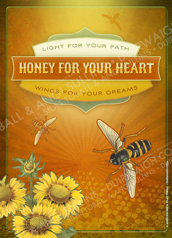 Honey for your heart