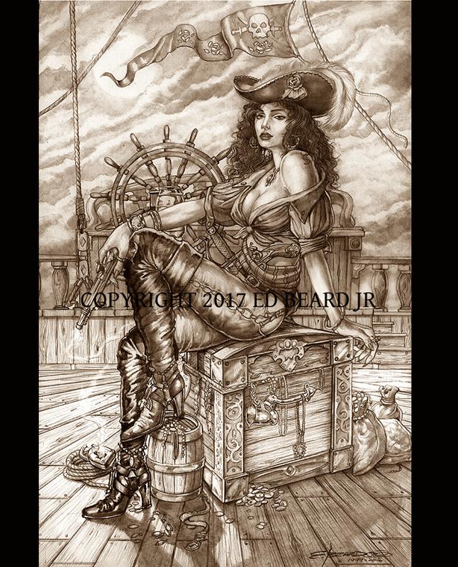 Mistress Seven Seas