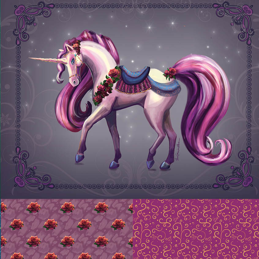 Glimmer Rose Collection