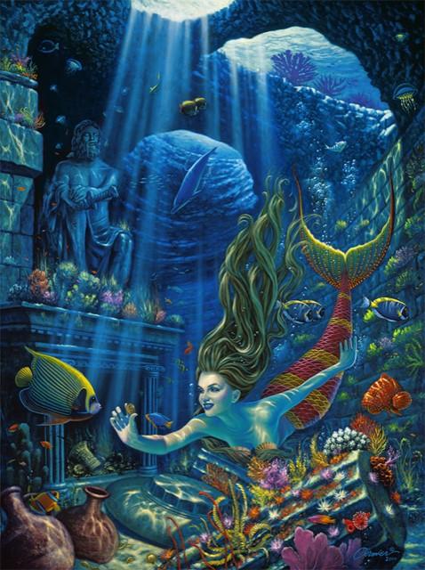 Poseidon's Treasures