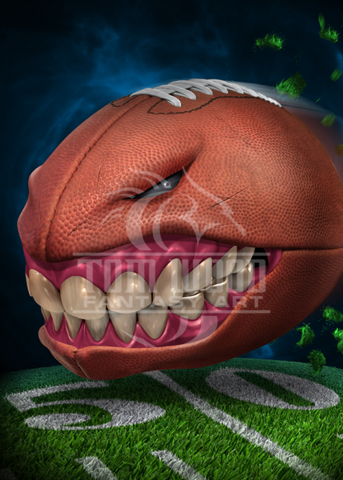 Monster Football