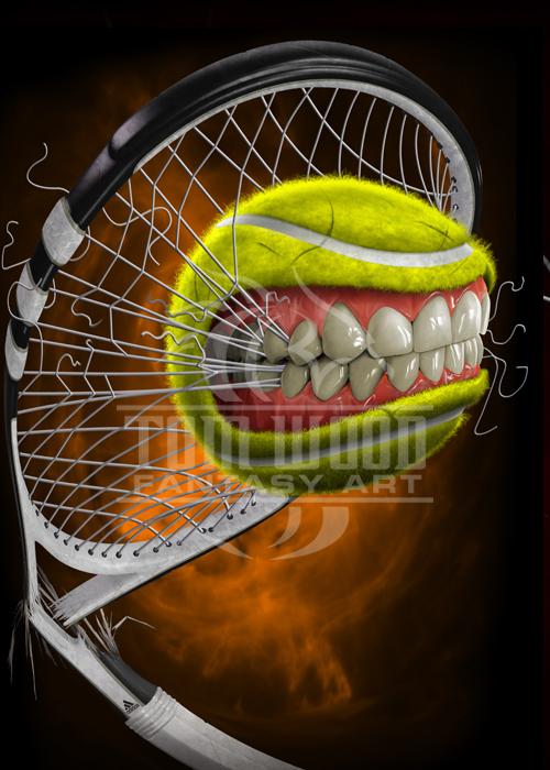 Monster Tennis