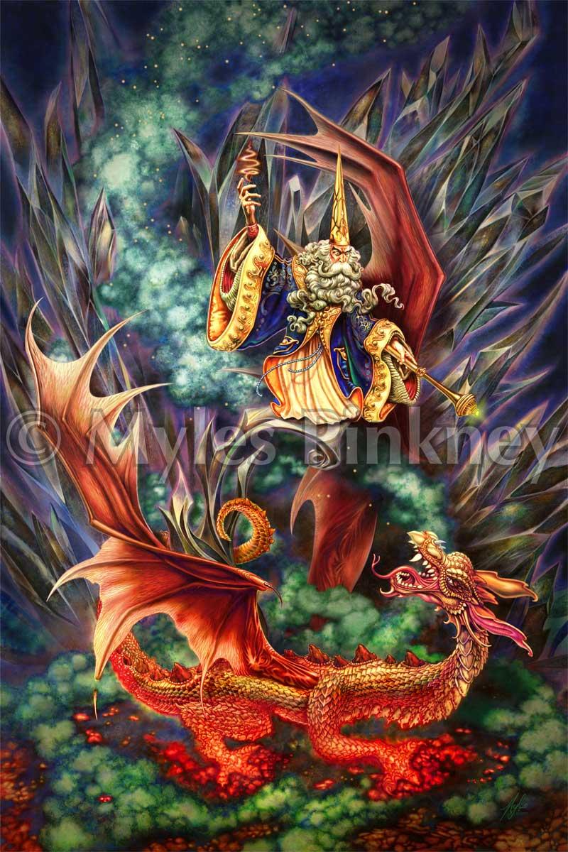 Raising the Dragon