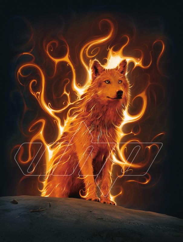 Wolf Phoenix