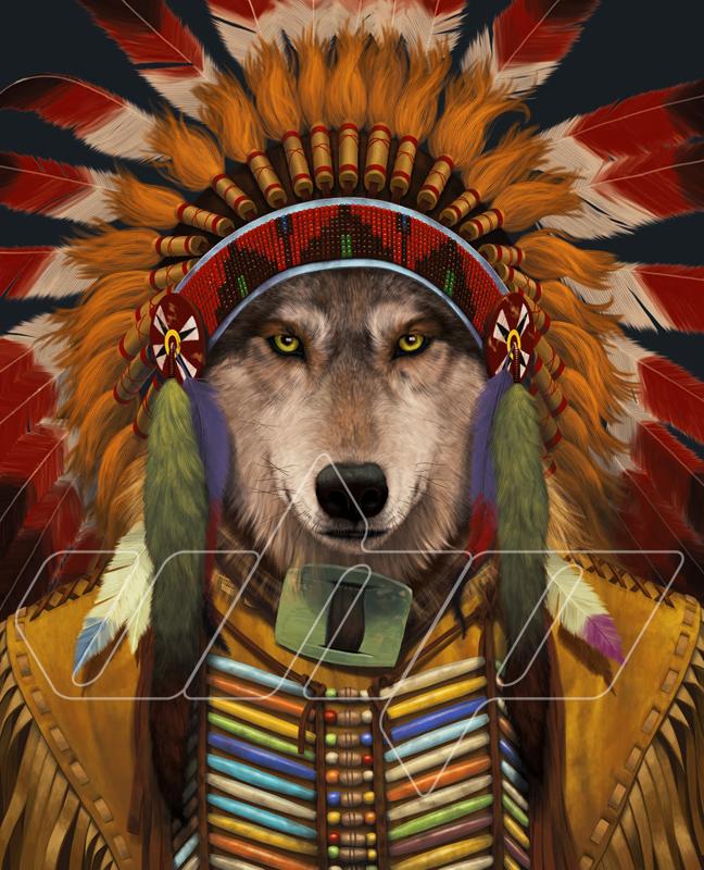 Wolf Spirit Chief