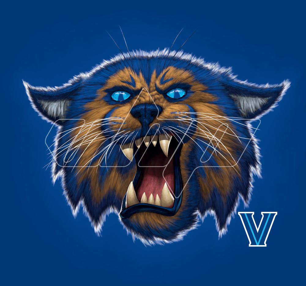 Villanova Wildcat Logo.jpg