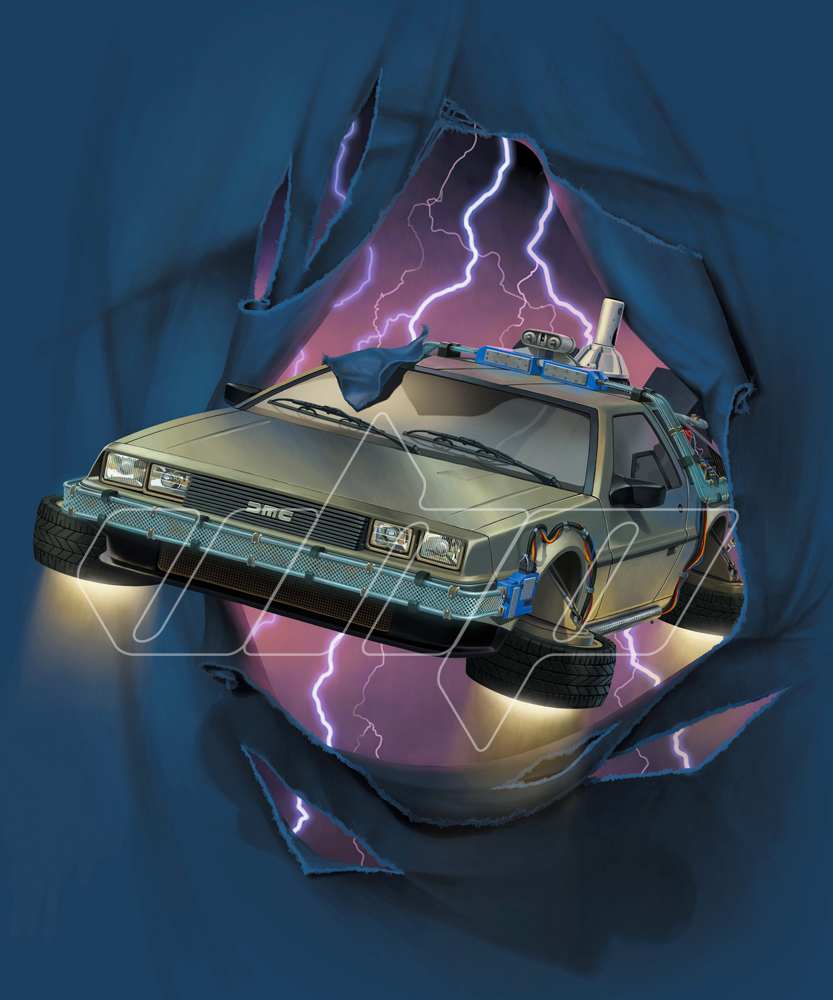 Delorean Breakthrough
