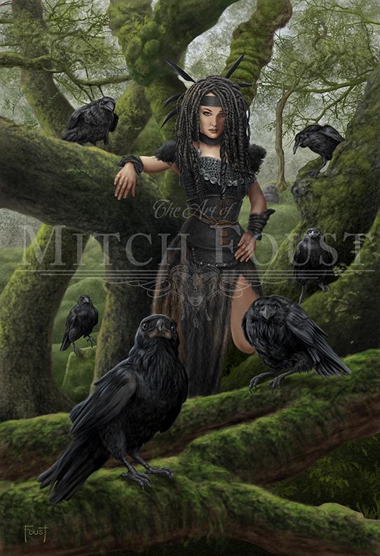 Raven Wood