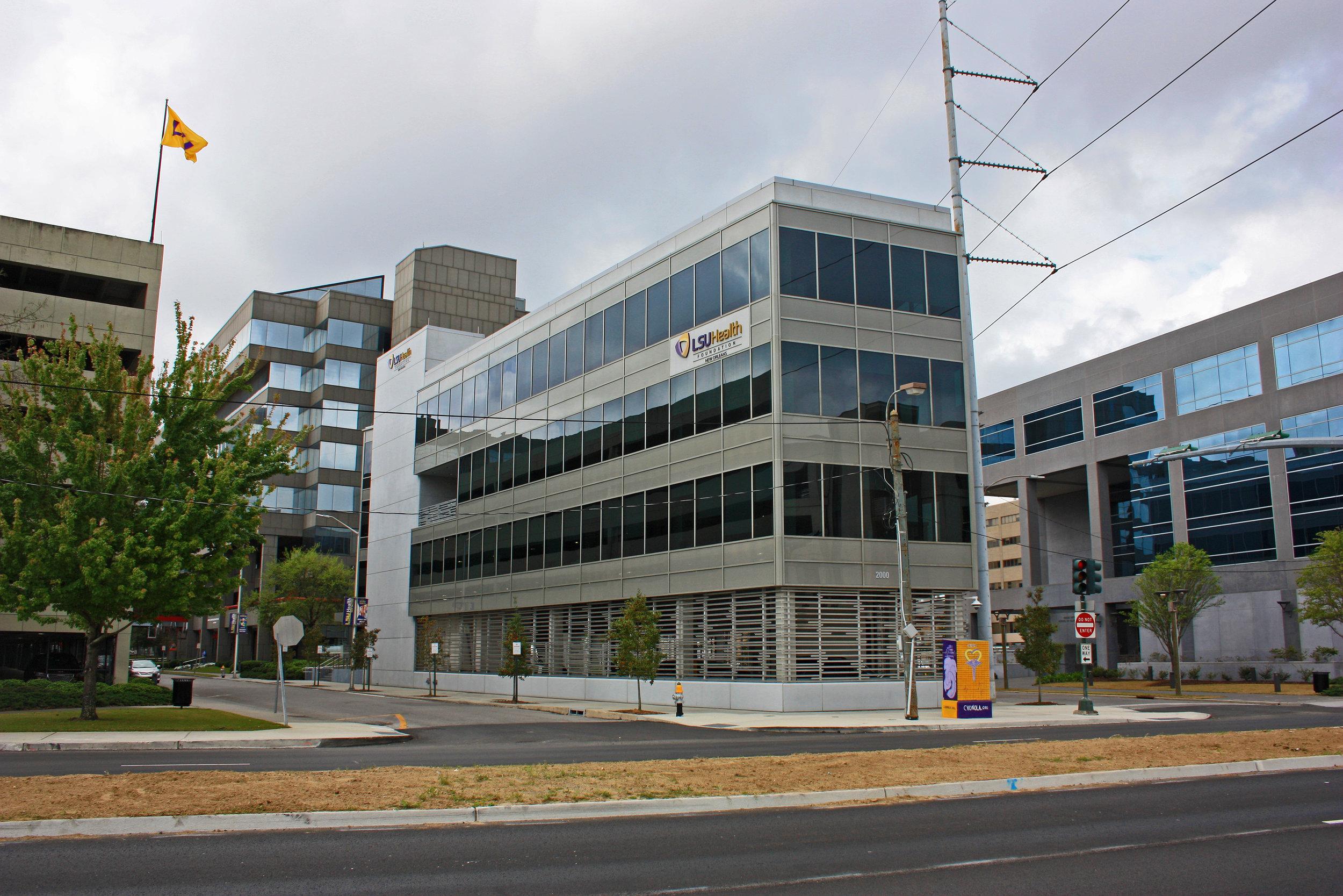 LSU Health Science Center