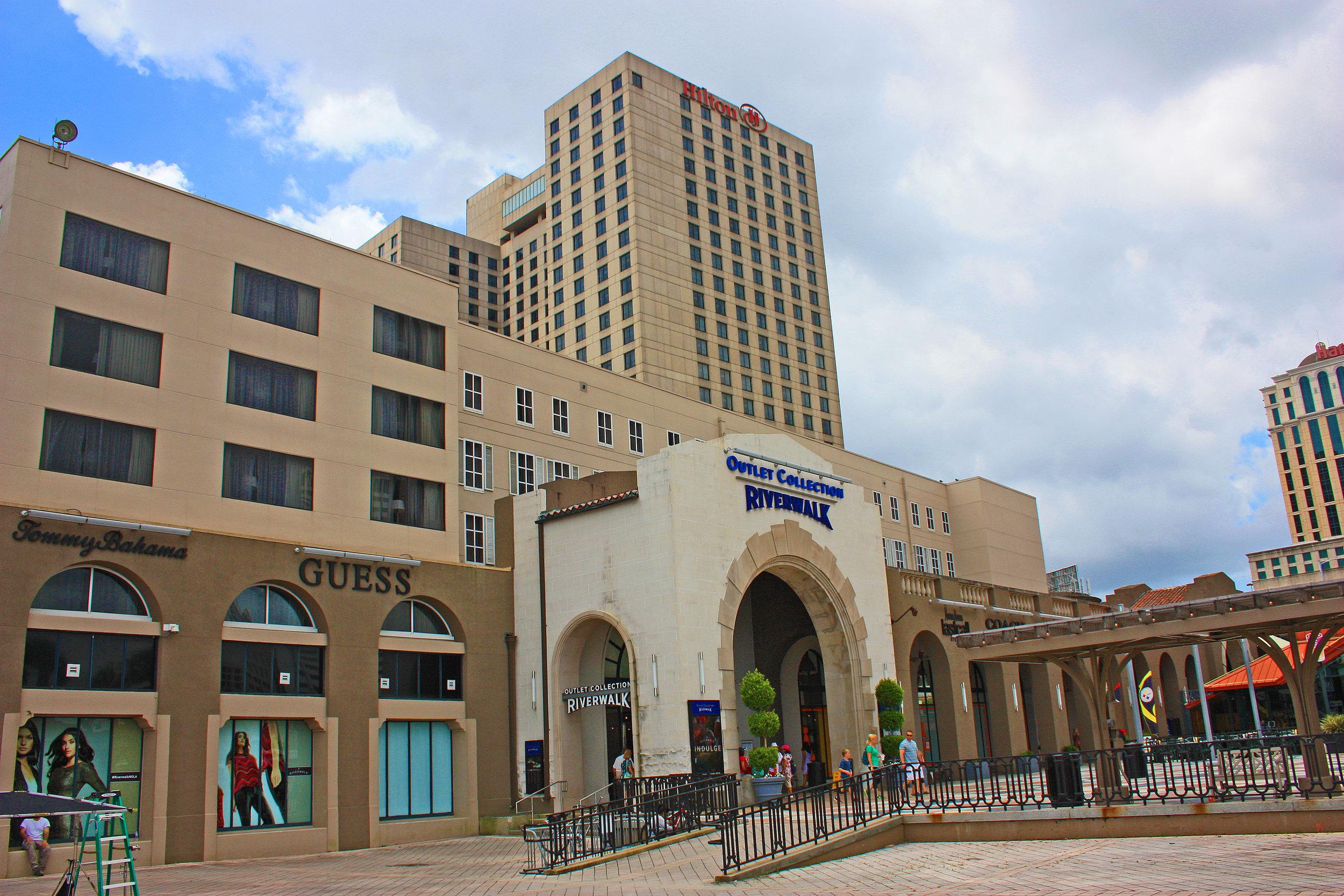 Riverwalk Marketplace Expansion