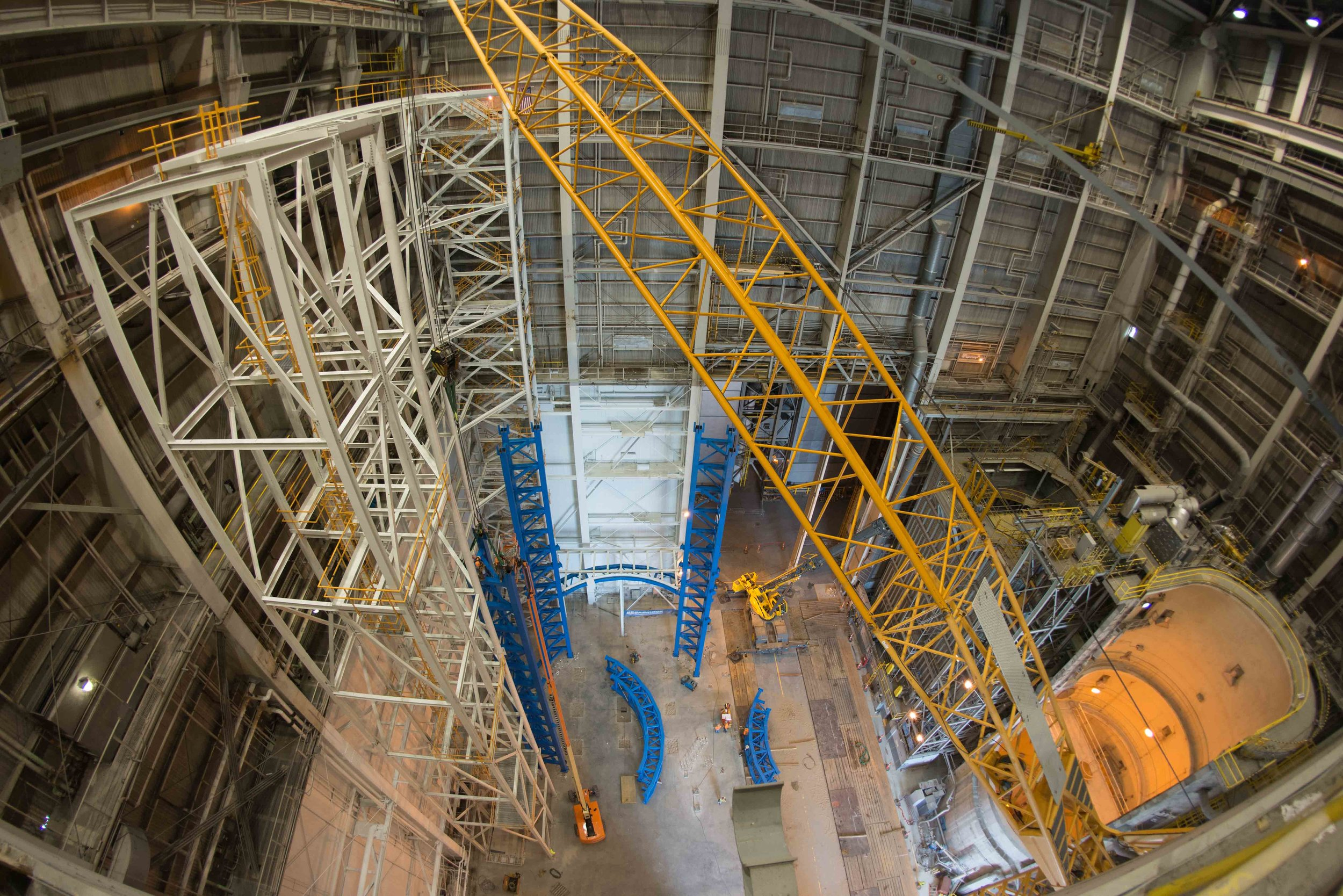ESAB NASA Platform