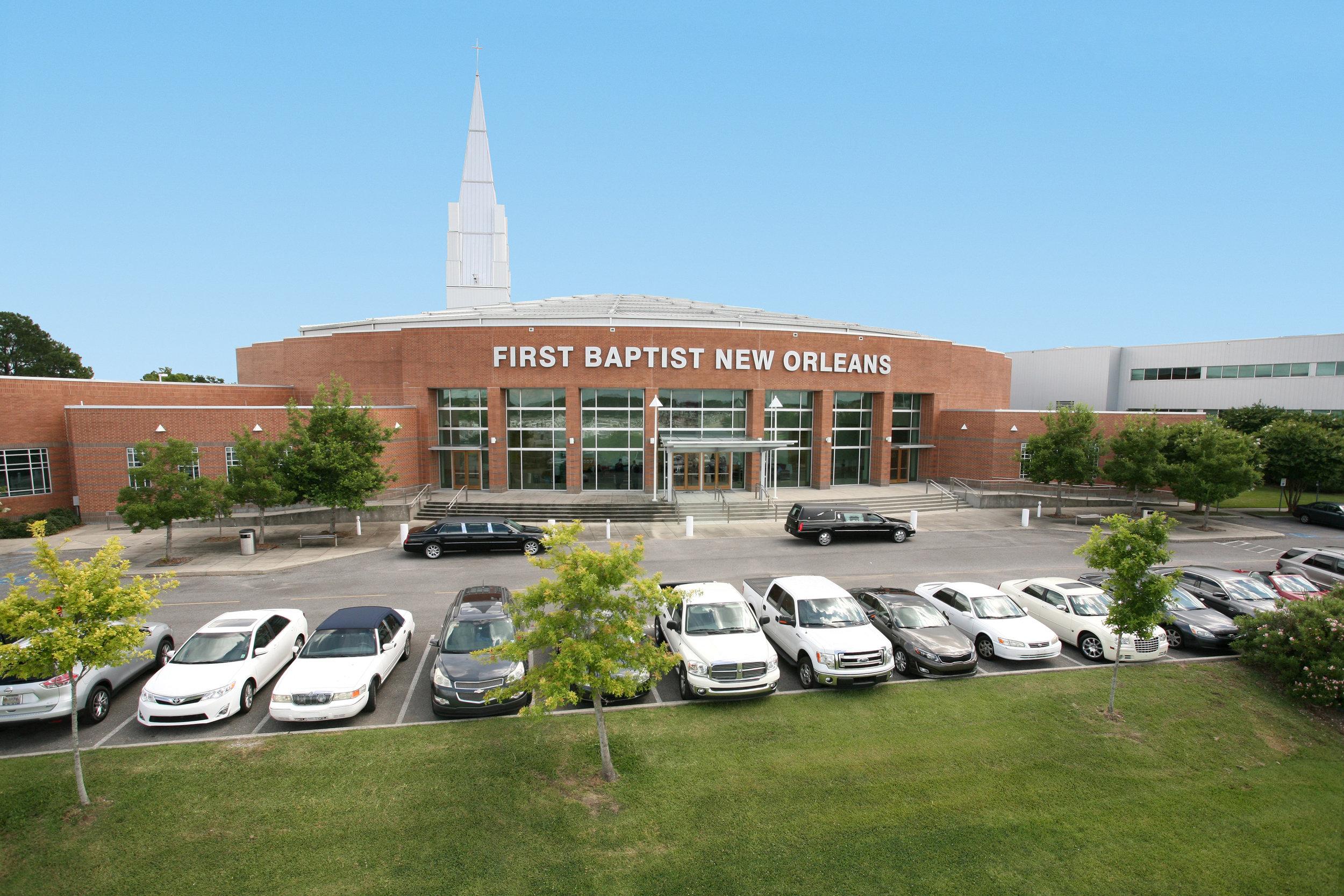 New Orleans Baptist Church