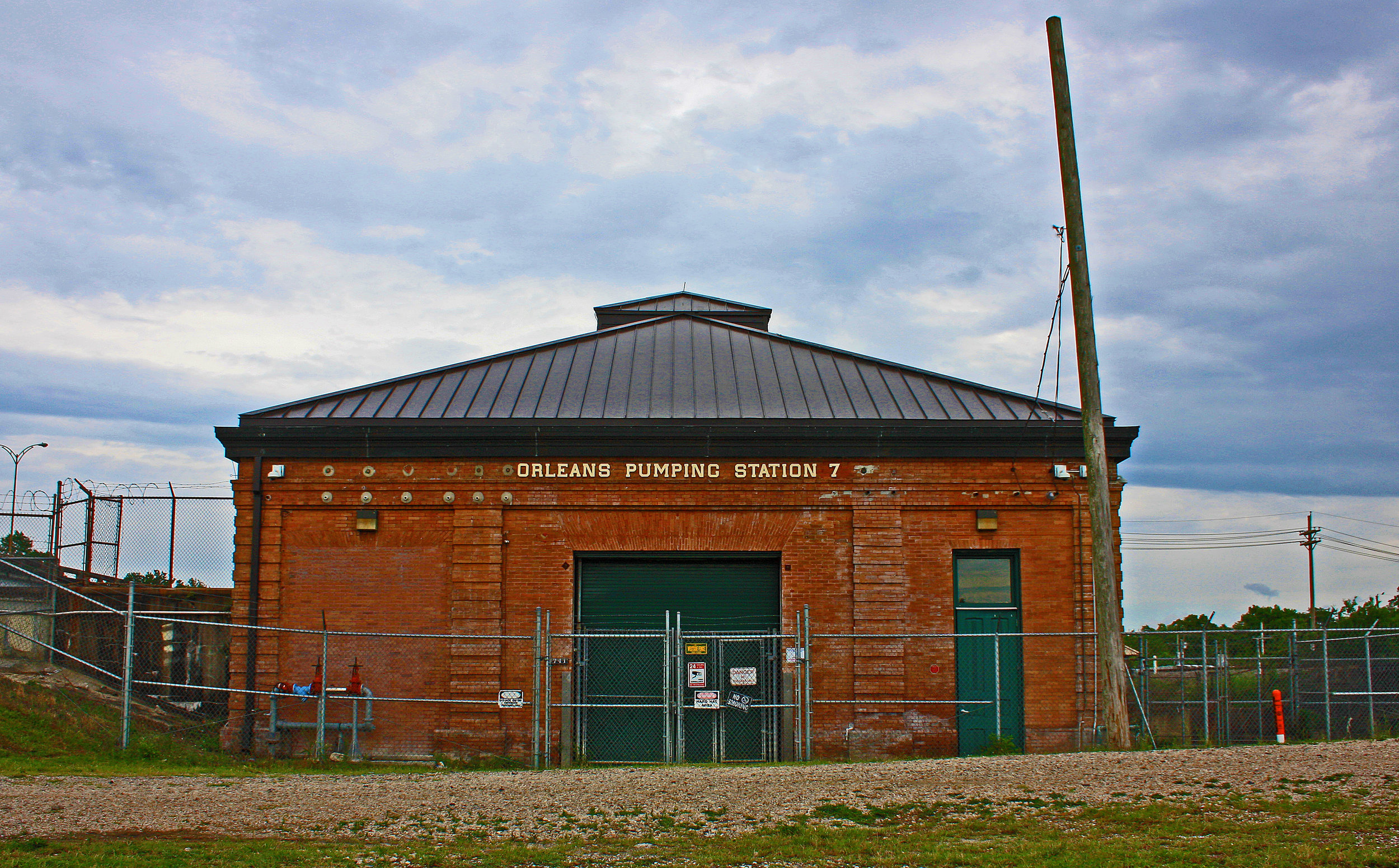 NOSBE Pumping Station