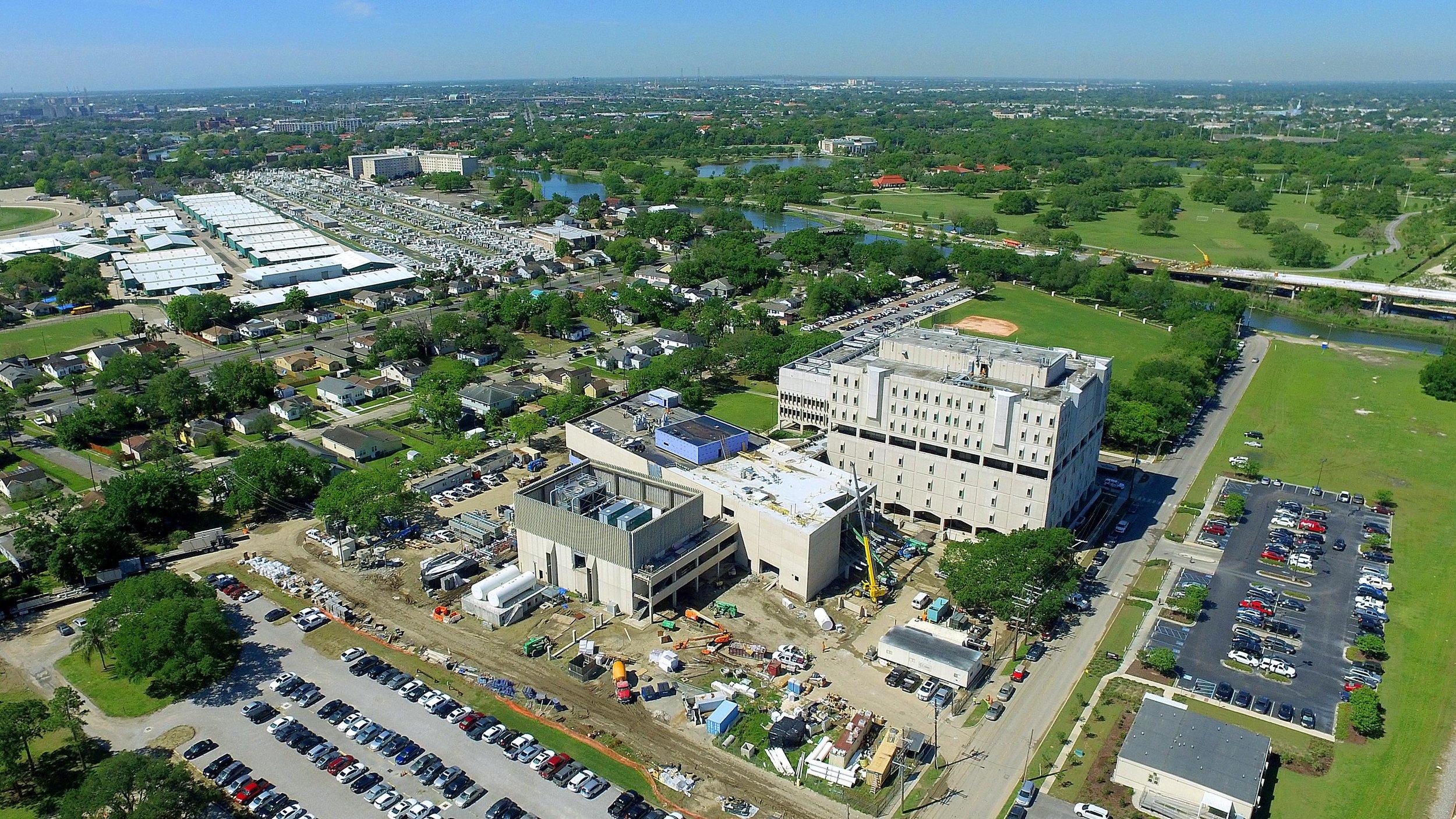 LSU Dental School