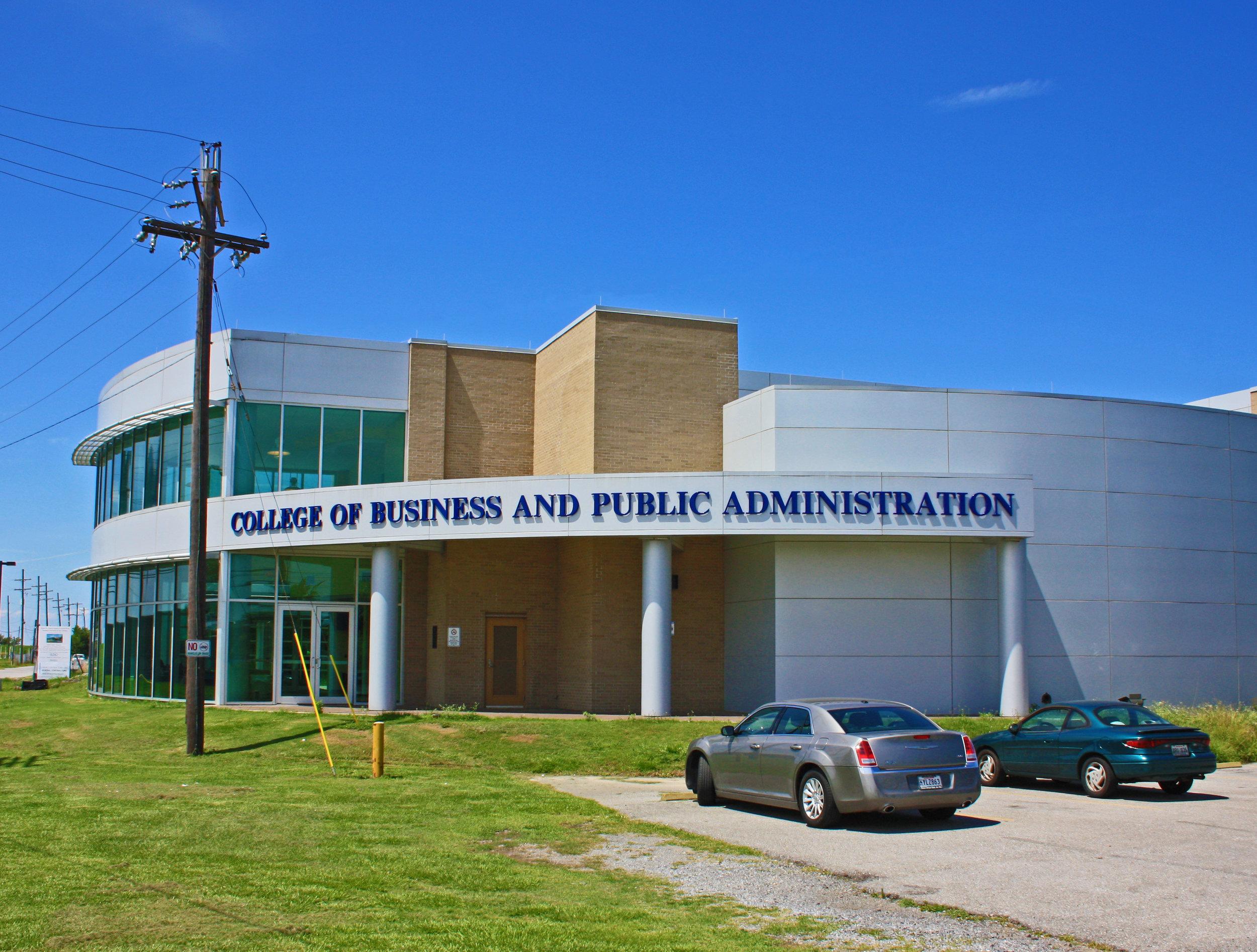 SUNO College of Business