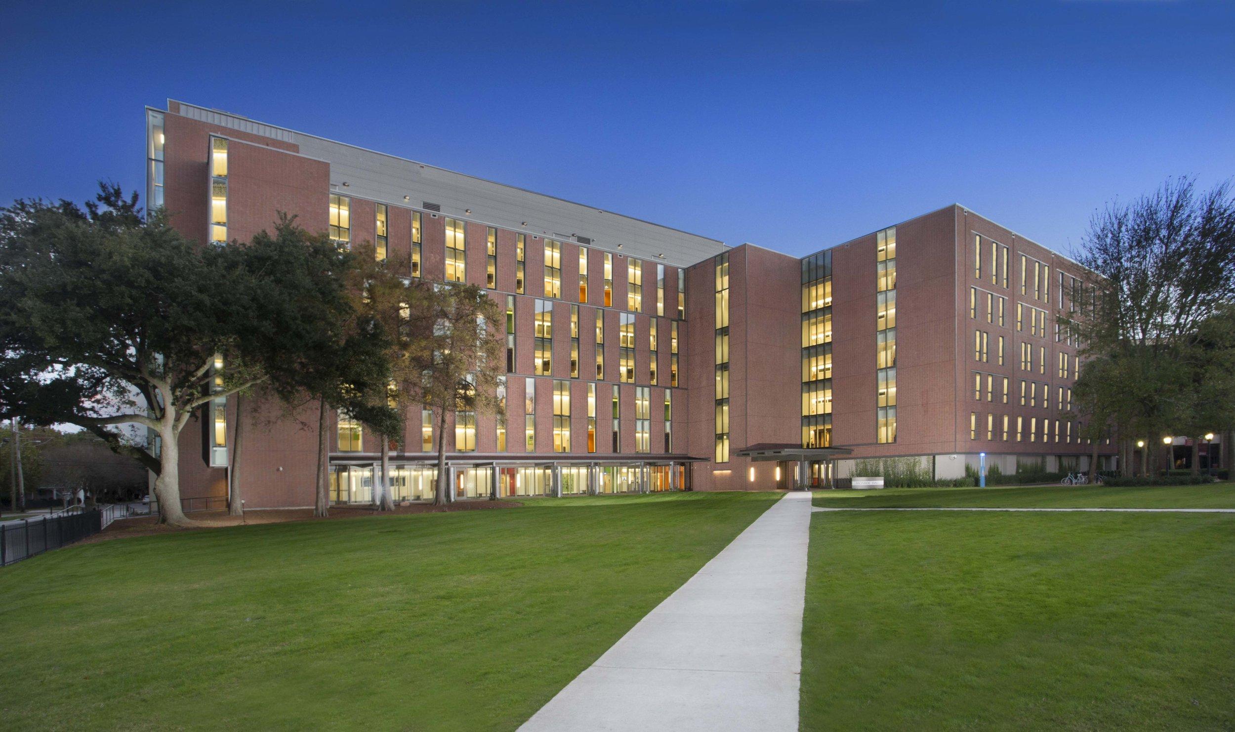 Loyola University Monroe Hall