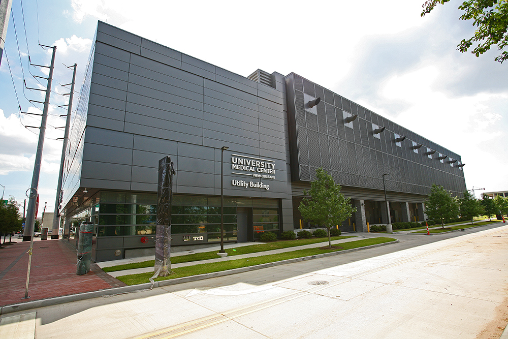 University Medical Center Utility Building
