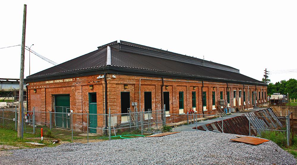 NOSBE Pumping Station