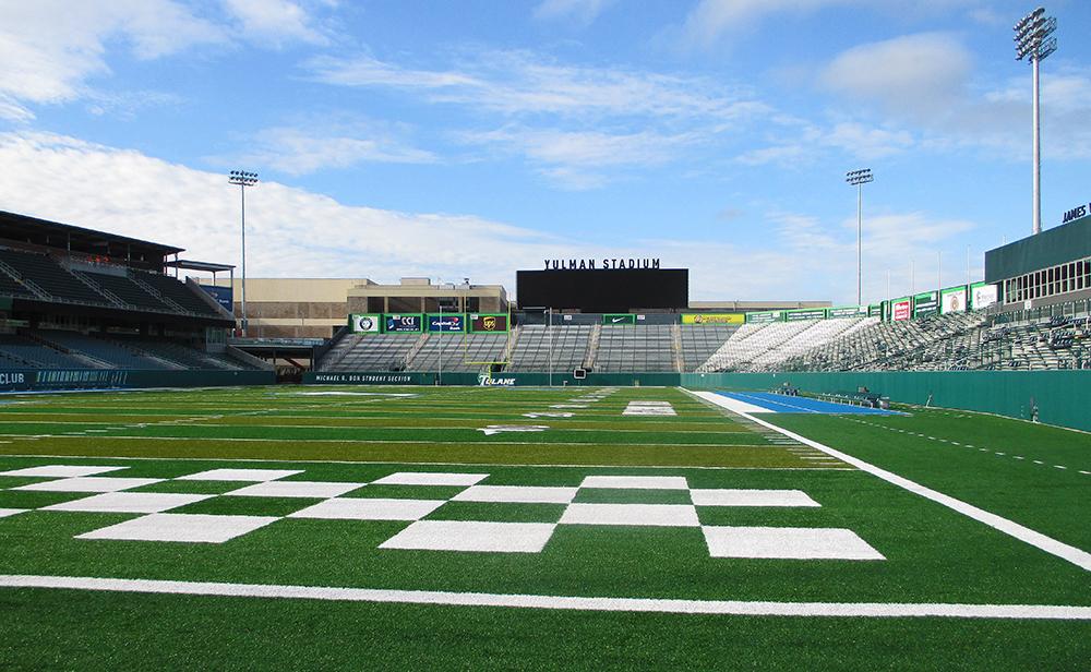 Tulane's Yulman Stadium
