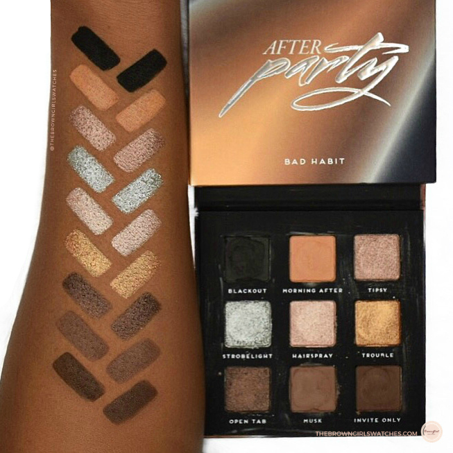After Party which Dupes Huda Beauty Smokey Obsessions