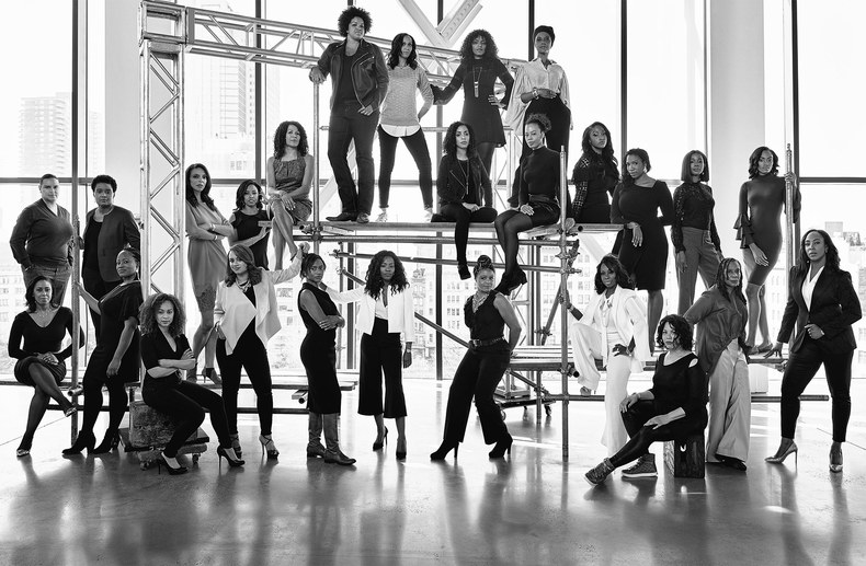 The 26 Women of Color Who Raised Over $1M in Funding Despite Over 34,000 VC Deals Being Made in 2018 © Mark Seliger for Vanity Fair