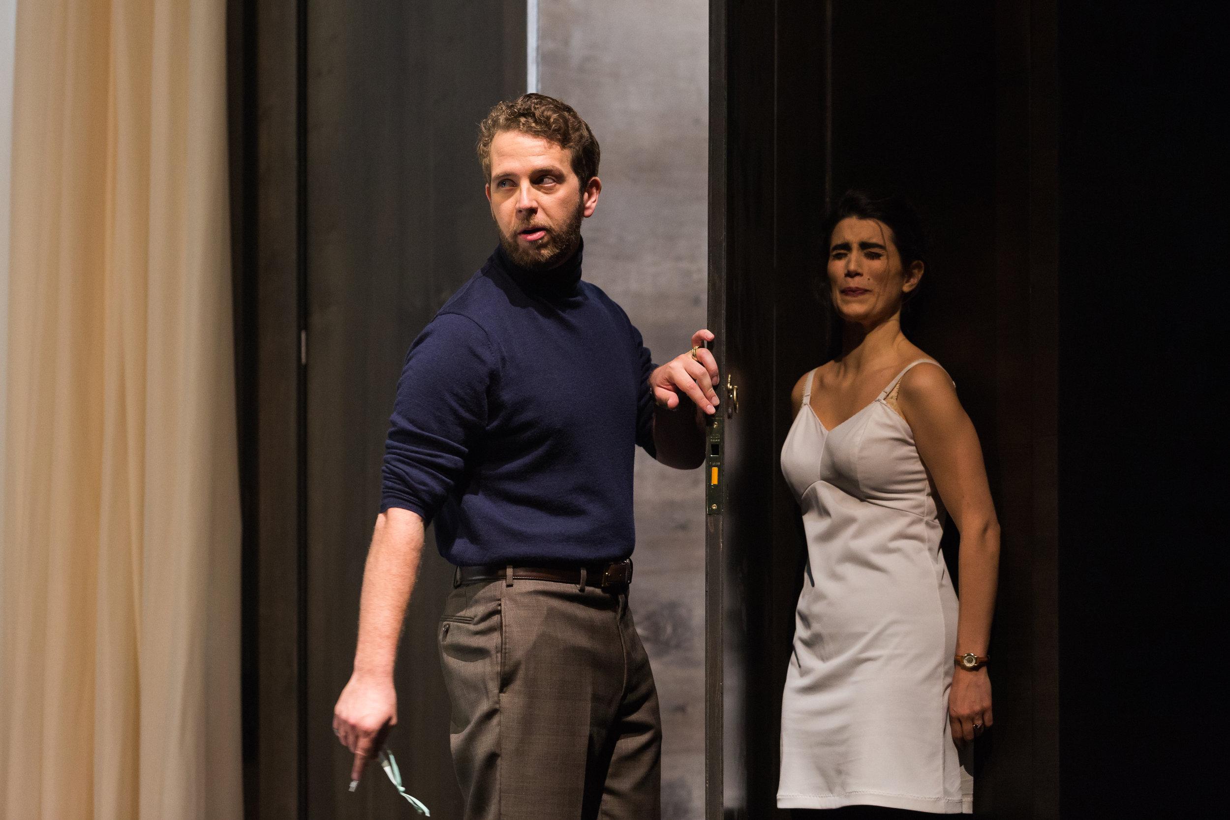 Curtis Opera Theatre: Il conte in Le nozze di Figaro  Director:Jordan Fein  Conductor: Karina Canellakis  Photo: Karli Cadel