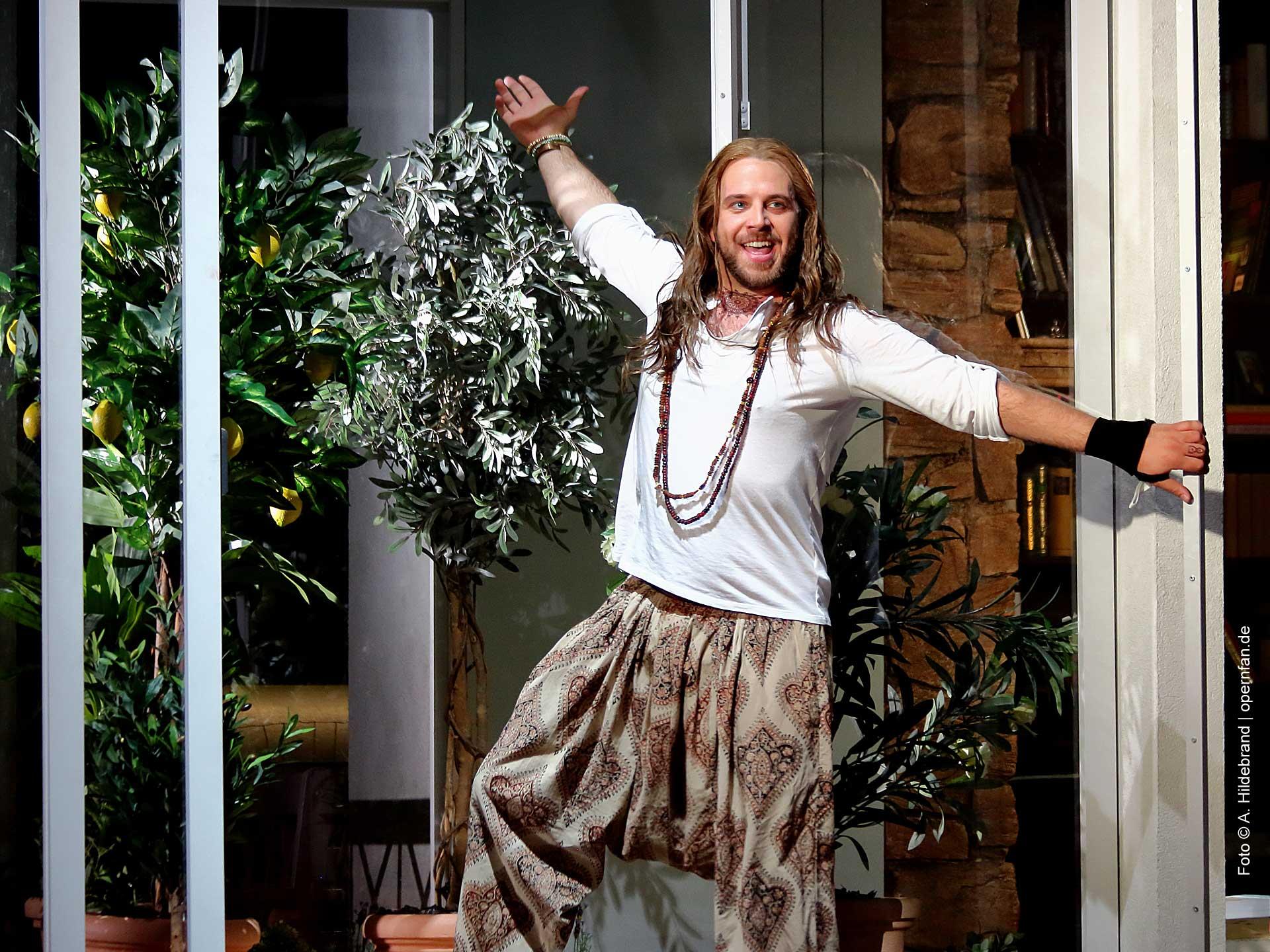 Komische Oper Berlin: Zoroastre  Director: Tobias Kratzer  Conductor:Christian Curnyn  Photo: Alex Hildebrand