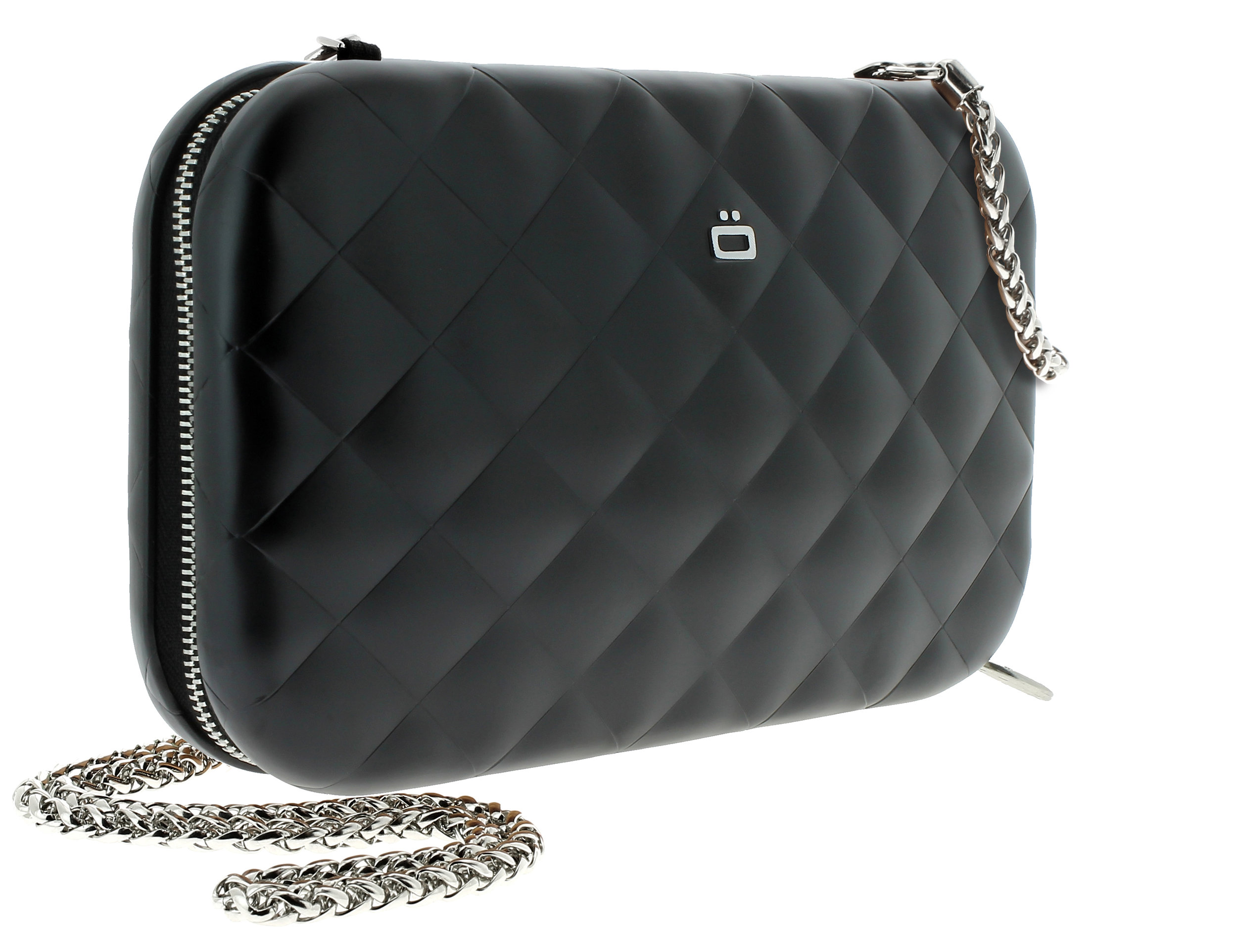 Quilted Lady Bag - Black