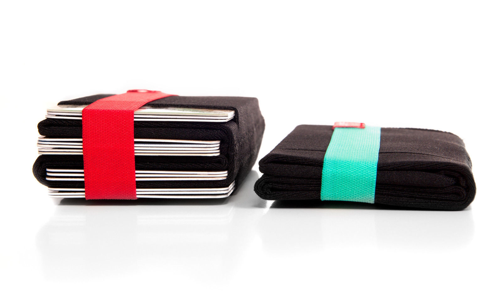 Skint Wallets - A small stretchy fabric wallet perfect for outdoor adventures and the gym. Multiple colorsMSRP $25