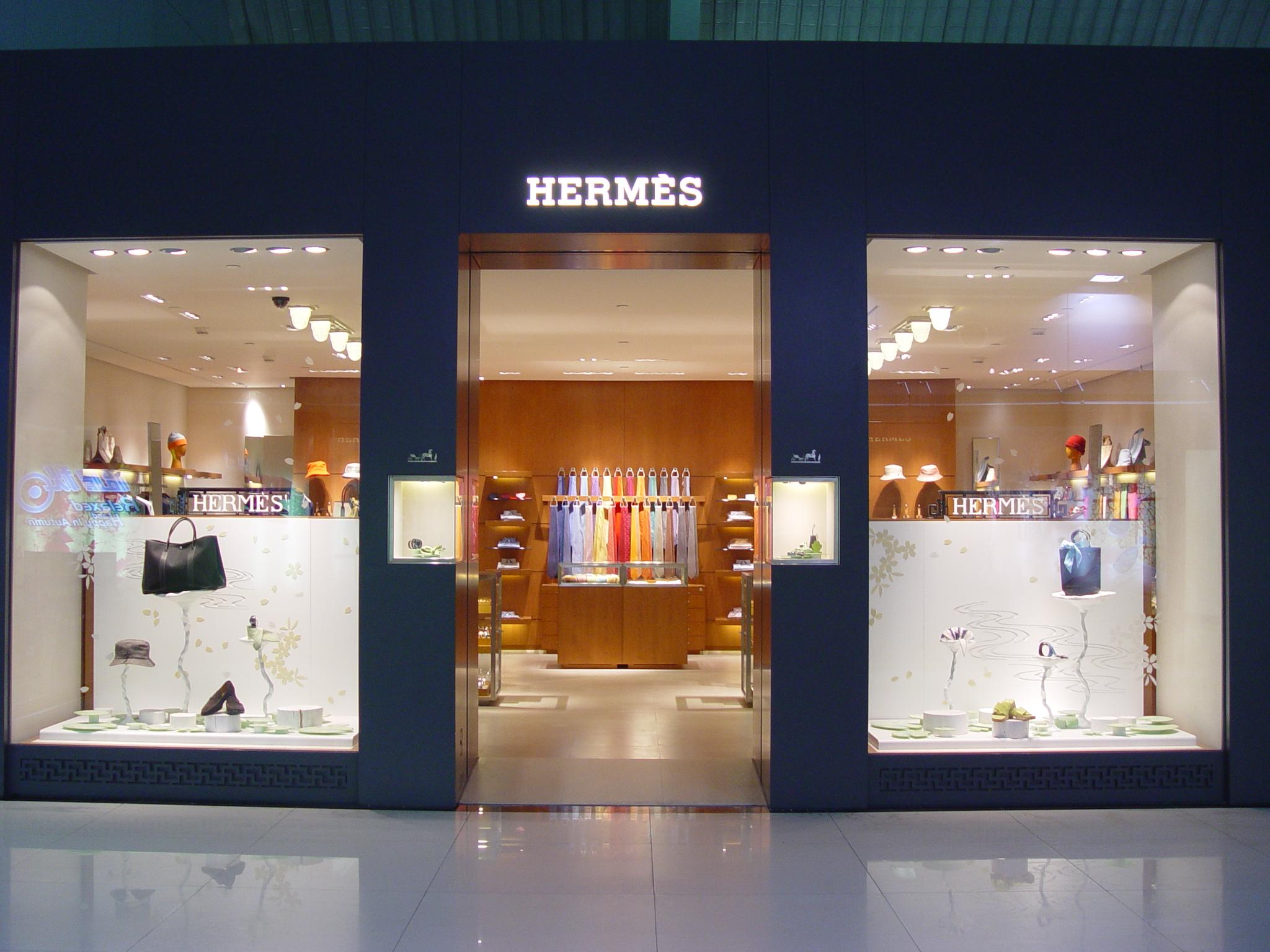 Shop external