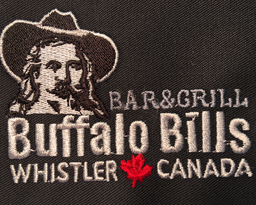 Buffalo Bills Whistler