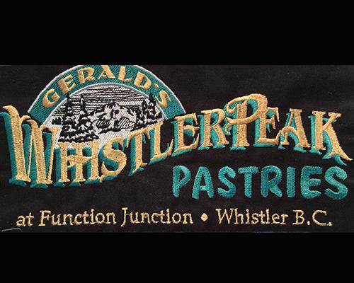 Whistler Peak Pastries