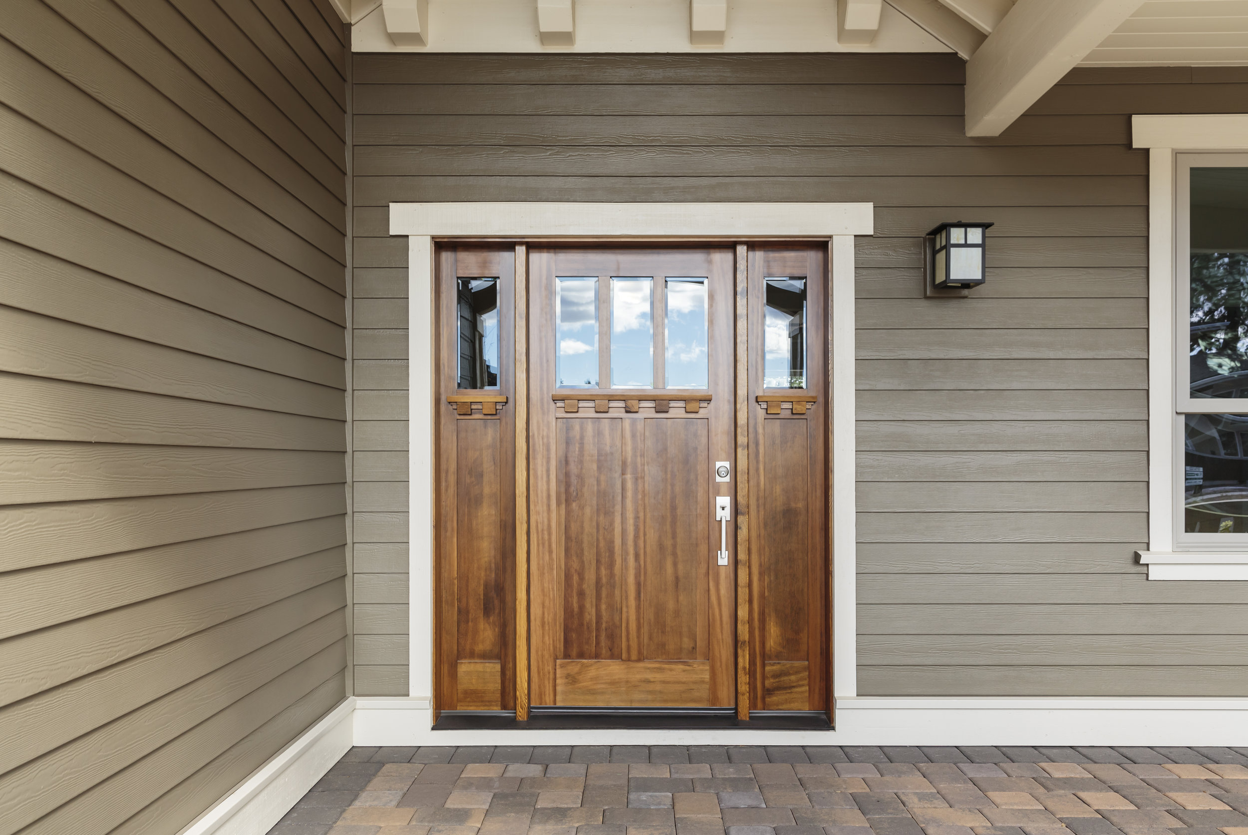 BENEFITS     - Increase Curb Appeal    - Utility Savings    - Increase Energy Efficiency    - Increased protection to the harsh Ohio seasons