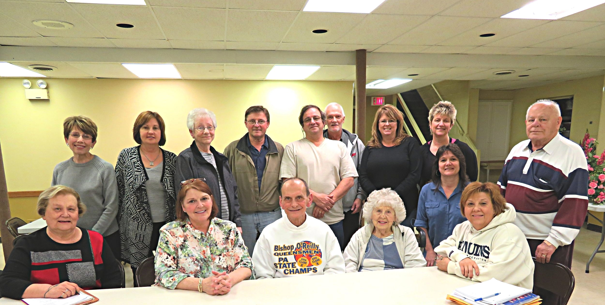 Bazaar Committee - Our largest fundraiser of the year is led by this dedicated committee. Meetings are held as needed leading up to the annual BIG TENT BAZAAR in July. All are welcome and encouraged to be a part of this major endeavor!