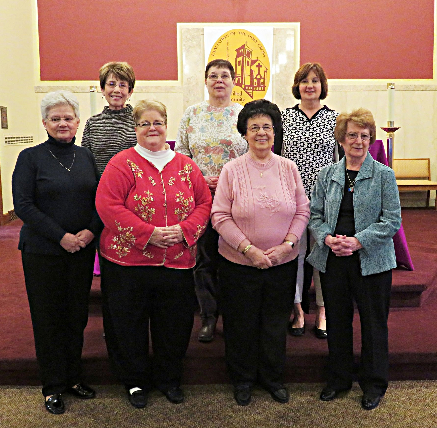 Prayer Group - A dedicated group of individuals pray daily for the intentions of those on the prayer list. To add someone to the list and/or to join the Prayer Group, please contact Diane Bogarowski at 570-823-6242.