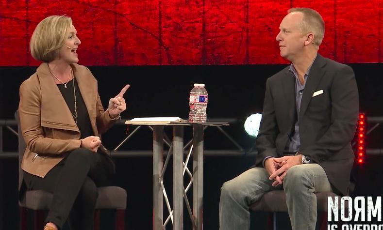 Redefining Church -