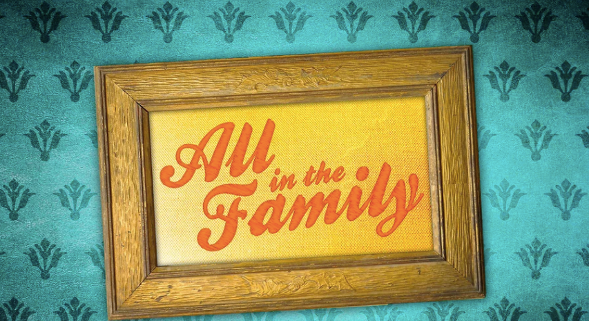 Sermon Series - All In The Family Page — Lake Hills Church