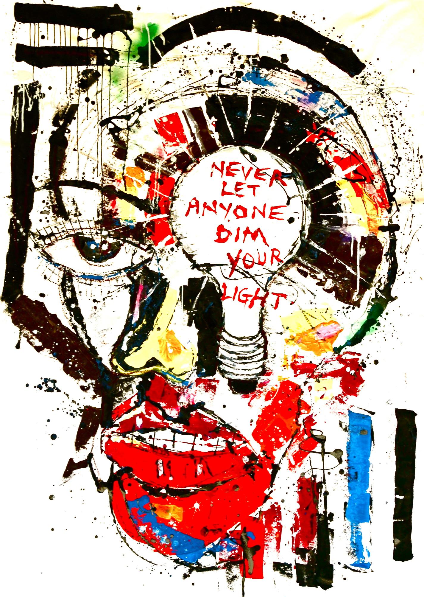 Miles Regis Never Let Anyone Dim Your Light.jpg