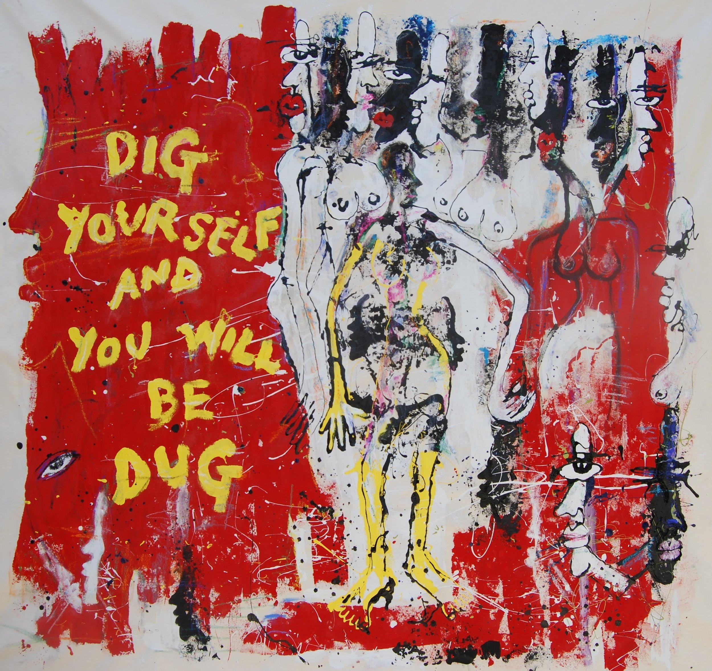 Miles Regis_Dig Yourself.jpg
