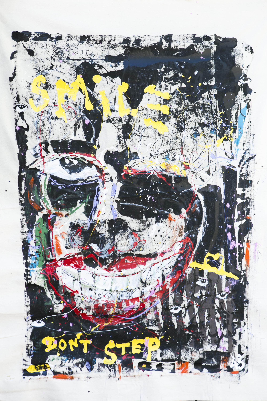 Miles Regis Smile Dont Step.jpg