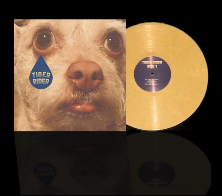 """tiger rider (12"""" vinyl record)"""