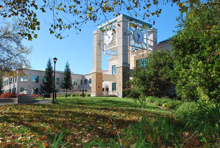 Sonoma State University Campus