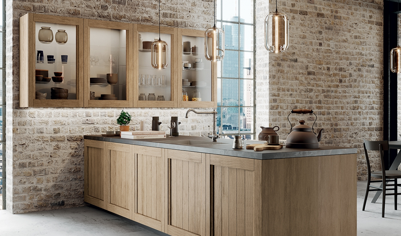 In today's multifunction kitchen spaces, you need to consider what activities are likely to take place in the various areas of the kitchen.